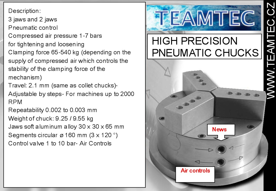 high-precision-pneumatic-chucks